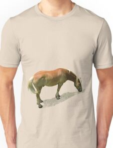 Horse from Kristberg (T-Shirt & iPhone case) Unisex T-Shirt
