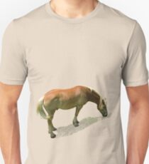 Horse from Kristberg (T-Shirt & iPhone case) Slim Fit T-Shirt