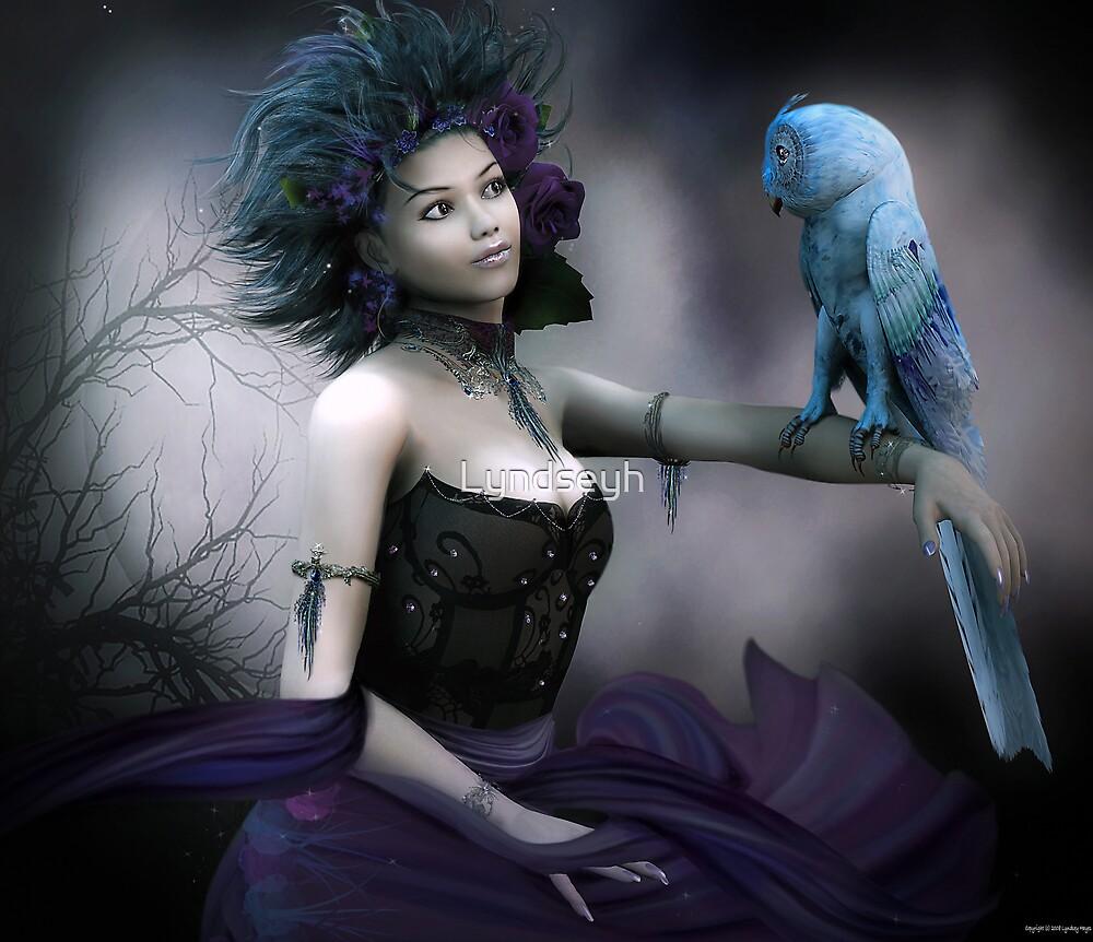 Night Owl by Lyndseyh