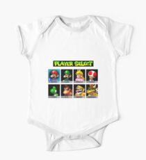 Player Select Mario Kart N64 Kids Clothes