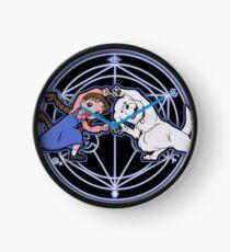 Fullmetal Fusion Ha! Clock