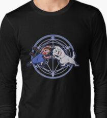 Fullmetal Fusion Ha! Long Sleeve T-Shirt
