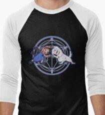Fullmetal Fusion Ha! Men's Baseball ¾ T-Shirt