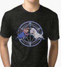 Fullmetal Fusion Ha! Tri-blend T-Shirt