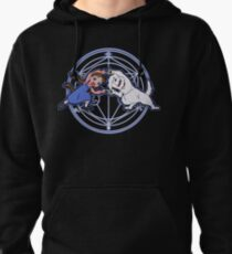 Fullmetal Fusion Ha! Pullover Hoodie