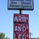 Gas Prices Have Been Raised by Jennifer Johnson