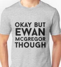Ewan McGregor Slim Fit T-Shirt