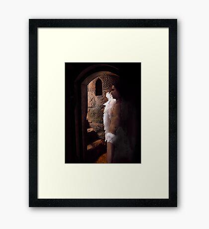 Lazarus Rising Framed Print