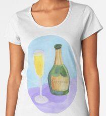 Champagne Celebrate Congratulations Women's Premium T-Shirt