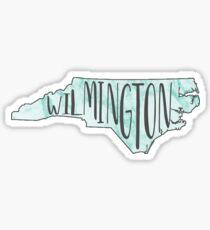 Wilmington Sticker