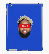 OBJ 1 iPad Case/Skin