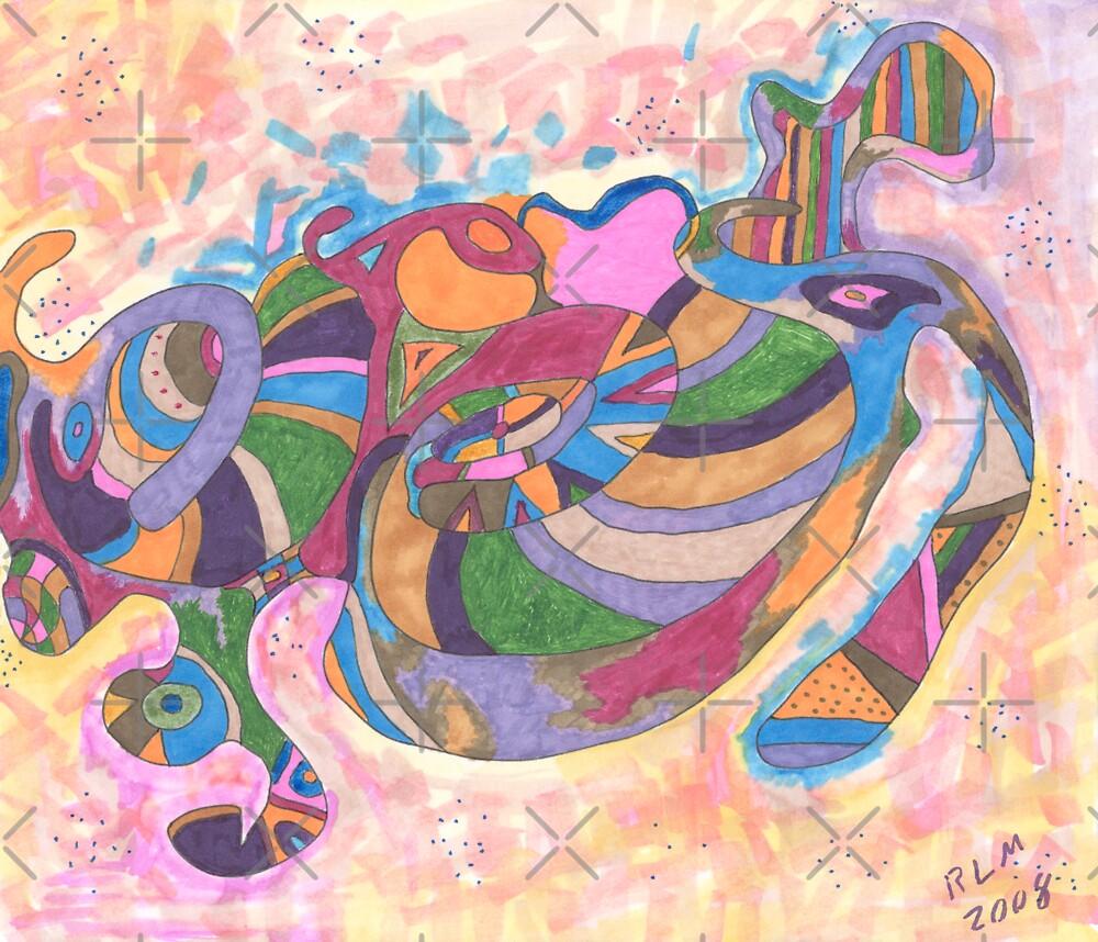 I Dream In Color by Rebekah  McLeod