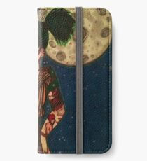 Goth Girl at Night iPhone Wallet/Case/Skin