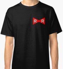 Android 17 Red Ribbon Army Classic T-Shirt