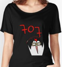 707 Mystic Messenger Collection Women's Relaxed Fit T-Shirt