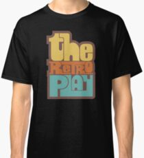 The Retro Play Classic T-Shirt