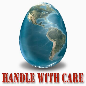 Egg-Handle with Care by Curious