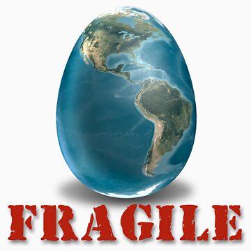 Earth-Fragile by Curious