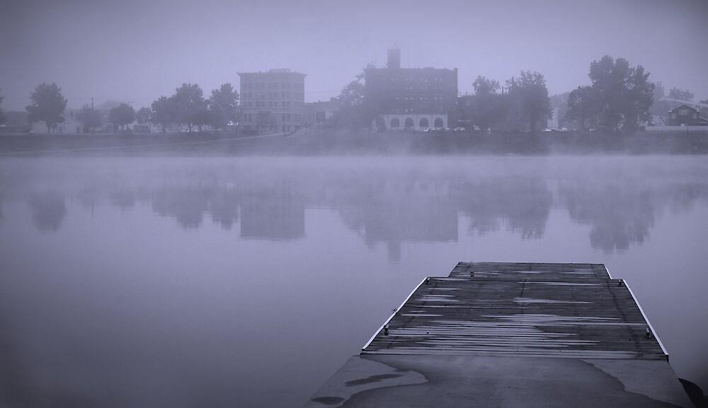 Marietta Morning by Micalyn