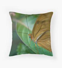 coppertone Throw Pillow
