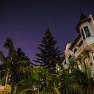 Los Feliz Nighttime by mathewt