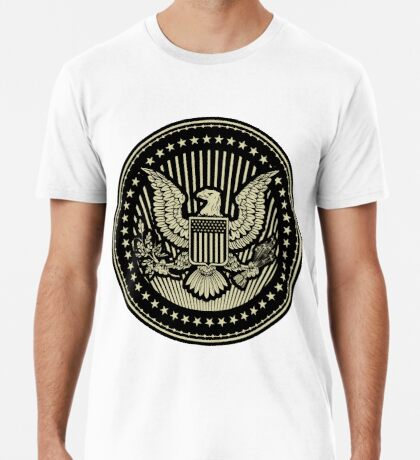 Great Seal of The United States Of America Premium T-Shirt