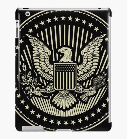 Great Seal of The United States Of America iPad Case/Skin