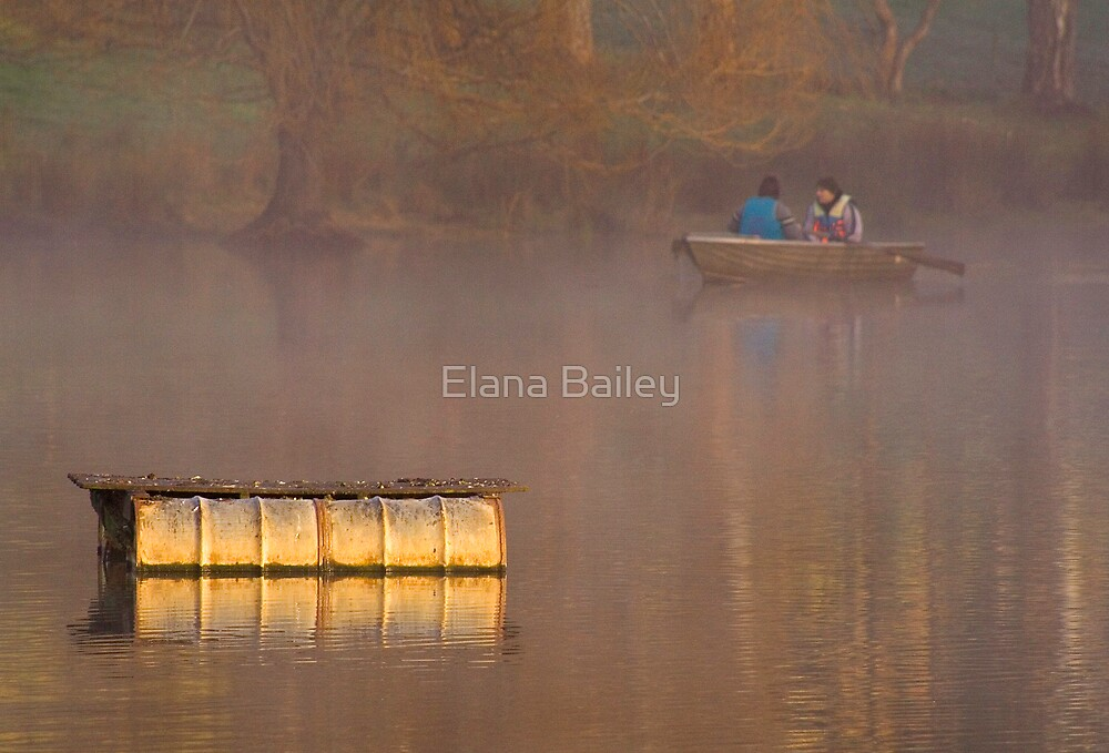 Serenity in the Adelaide Hills by Elana Bailey