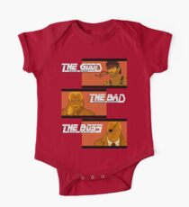 The Good, The Bad and The Boss - A Metal Gear Movie One Piece - Short Sleeve