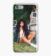 "SZA - ""CTRL"" iPhone Case/Skin"