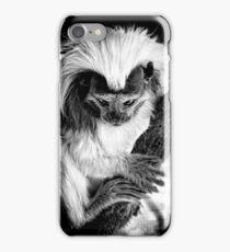 Cotton Top Tamarin iPhone Case/Skin