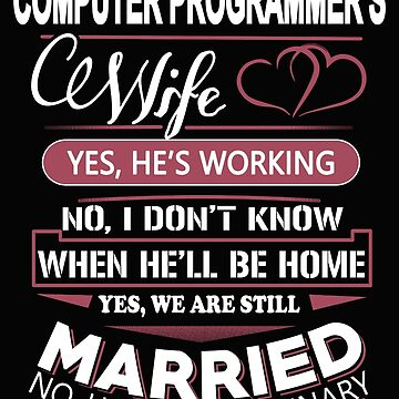 Computer programmer's Cewife by Bitushop