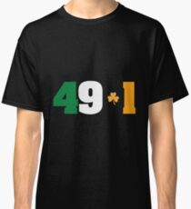 Conor Mcgregor 49-1 Classic T-Shirt