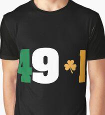 Conor Mcgregor 49-1 Graphic T-Shirt