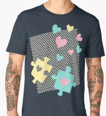 Pastel Lovers Men's Premium T-Shirt