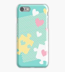 Pastel Lovers iPhone Case/Skin