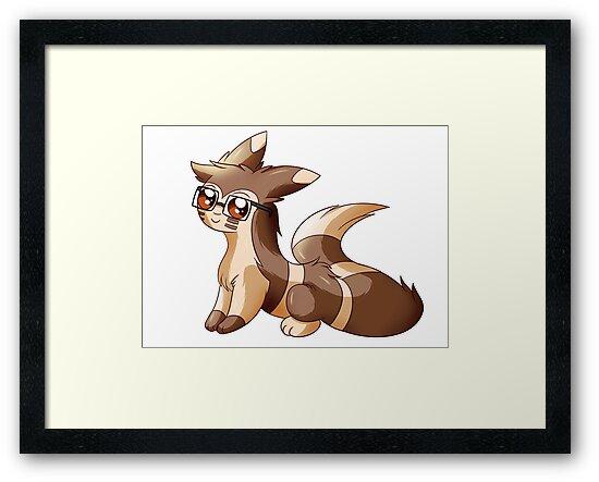 SN: Deon - Furret by MoonRayCZ