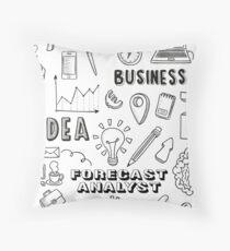 Forecast Analyst Pillows Cushions Redbubble