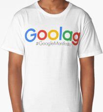 goolag #googlemanifesto Long T-Shirt