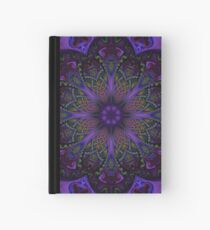 Fractal Mandala Hardcover Journal