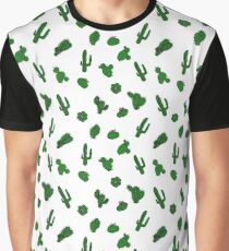 Cactuses Graphic T-Shirt