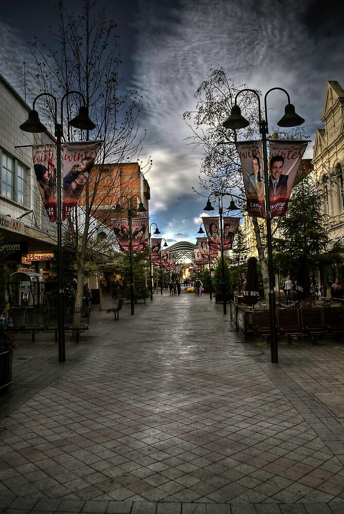 Launceston Mall - Tasmania by csharp