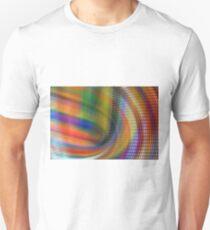 Swirling rays T-Shirt