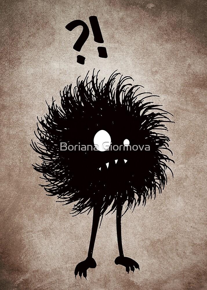 Gothic Wondering Evil Bug Character by Boriana Giormova