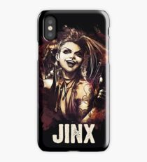 League of Legends JINX iPhone Case/Skin