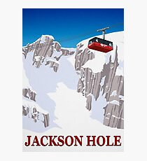 Jackson Hole Photographic Print