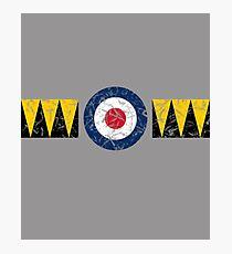 RAF 501 Squadron Photographic Print