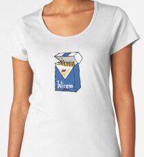 Winnie Blues Women's Premium T-Shirt