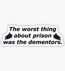 The Office: Dementors Sticker