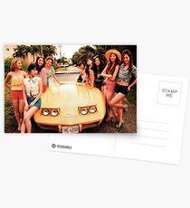 SNSD Postcards